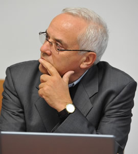 Massimo Grilli - Pontifical Gregorian University